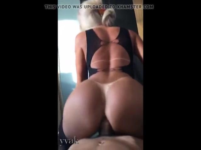 Teen Big Ass Riding Dildo