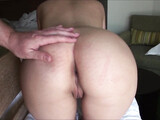 First time ass fuck she has a perfect anal hole to penetrate
